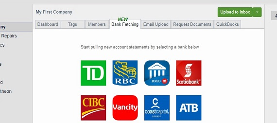 Bank Fetching for Bookkeeping is Here — LedgerDocs