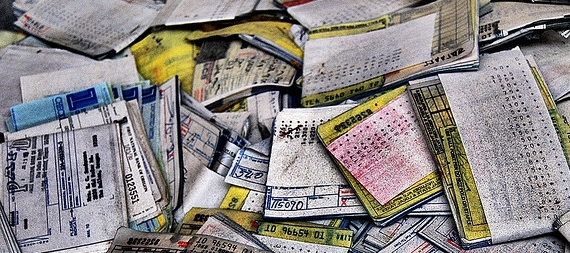 Tips for Keeping Those Business Receipts Organized