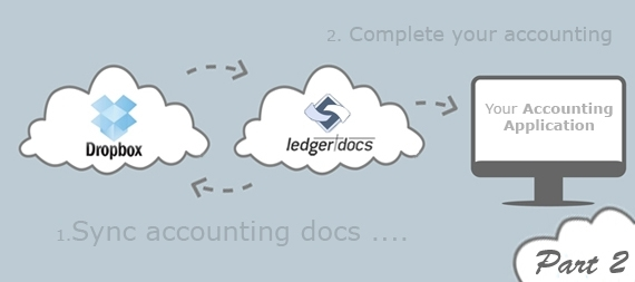 Accounting Integration LedgerDocs Dropbox Easier Bookkeeping Part 2